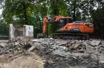 Heerenveen Lokaal stelt vragen aan college over sloop koetshuis villa Woudoord