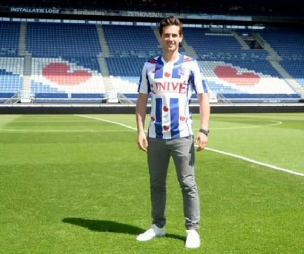 Jordy Bruijn vertrekt naar NEC