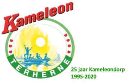 Groot feest tere er van 25 jaar Kameleondorp in Terherne