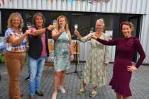Wethouder Hedwich Rinkes opent De Windas, locatie voor welzijn en creatie