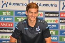 sc Heerenveen huurt Sieben Dewaele van Anderlecht