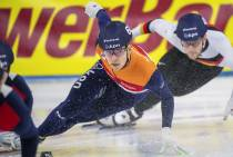 Deel shorttrackploeg in quarantaine