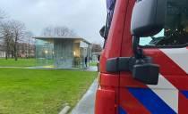 Jointje zorgt voor brandalarm in parkeergarage Geerts Willigenplein