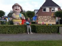 Andries de Kroon uit Nieuwehorne na 35 jaar nog steeds niet uitgeblust