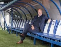 """Commercieel manager Martin Koopman, sc Heerenveen: """"De schwung zit erin!"""""""