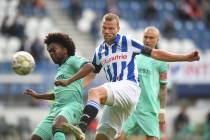 Heerenveen start de competitie met winst op Willem II