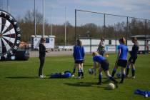 Open trainingen voor meiden bij VV Heerenveen