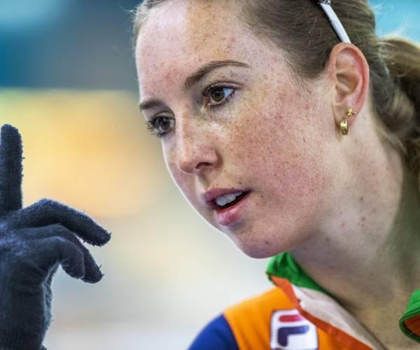 Shorttrackster Lara van Ruijven (27) is vrijdagavond overleden