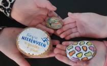Happy Stones zijn de nieuwe 'berenjacht' in Heerenveen