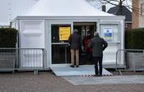 9,87% van de kiesgerechtigden in Heerenveen heeft stem uitgebracht om 10.00 uur