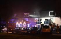 Veel rookontwikkeling bij woningbrand aan De Roede in Heerenveen