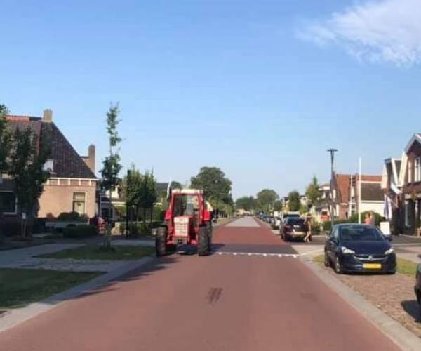 De Knipe is klaar met hardrijders, Heerenveen Lokaal stelt schriftelijke vragen