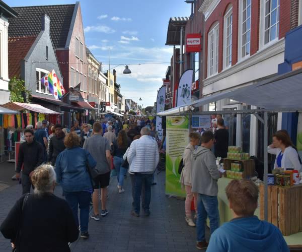 UIT-festival en de Turfstekersmarkt gaan dit jaar niet door