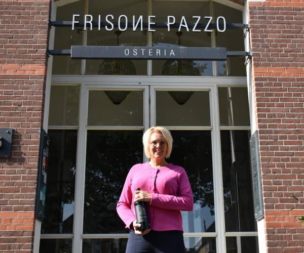 De Wijnschuur viert tienjarig bestaan met grote Najaarsproeverij bij Frisone Pazzo