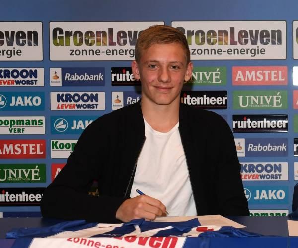 Emil Frederiksen definitief naar SønderjyskE