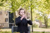 Almer Zijlstra de nieuwe dirigent van jeugdorkest Pro Rege