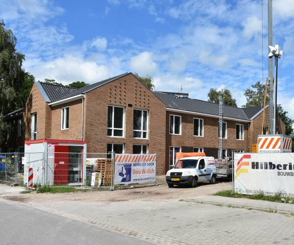 Bouw nieuwe zorglocatie aan de Wulpstraat bijna klaar