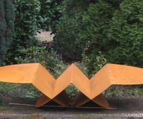 Tentoonstelling Frans Klerkx in Galerie Steven Sterk Gorredijk