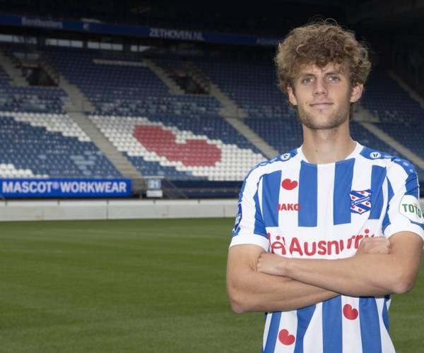 Deense middenvelder Nicolas Madsen naar sc Heerenveen