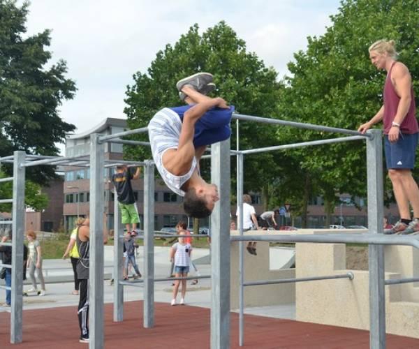 Urban Sportfestijn bij Sportstad Heerenveen