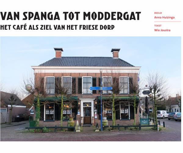 Boek over Friese dorpscafés verschenen