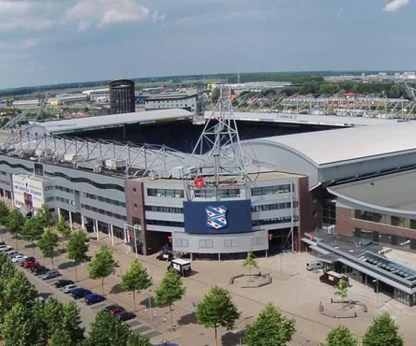 sc Heerenveen verkoopt voorlopig geen kaarten voor uitwedstrijd tegen NEC