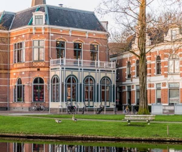 Column Henk de Vries: Pauze in Het Theater