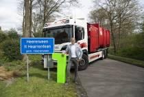 Heerenveen opnieuw koploper in afval scheiden
