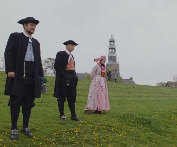 FryslânDOK 'Groeten uit Friesland': 'Beklimmers van het vlakke land'