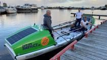 Iris Noordzij uit Jubbega gaat tocht van 5.000 kilometer roeien