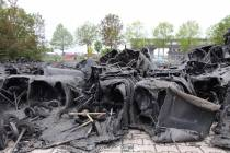 Grote brand containers in Gorredijk waarschijnlijk aangestoken