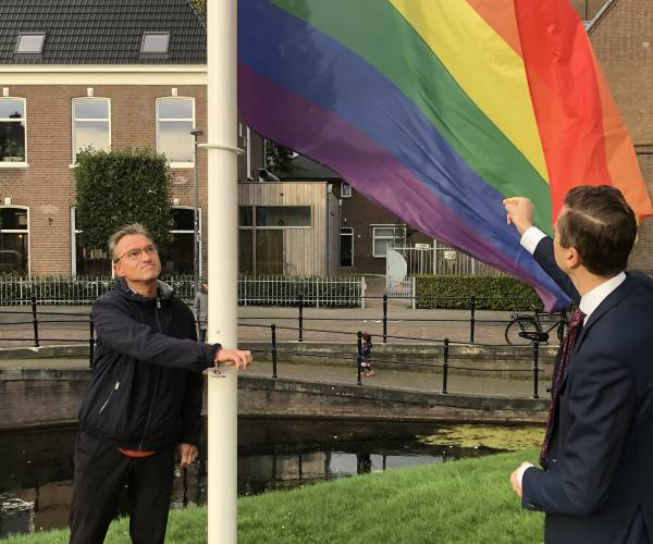 Diverse activiteiten tijden Regenboogweek Heerenveen