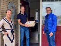 Eerste actieve glasvezelaansluiting in Heerenveen buitengebied opgeleverd