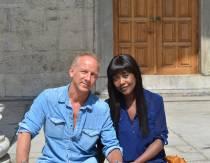 """Loraine Kammeron en Jan-Willem Monhemius: """"De passie voor beweging verbindt ons, maar ook onze leden!"""""""