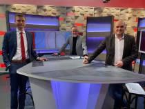 Wethouder Jelle Zoetendal praat over Thialf in It Polytburo