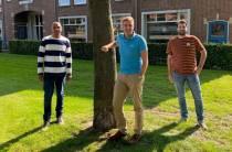 Travyk Online Marketing uit Heerenveen koopt 210 bomen op de Filipijnen