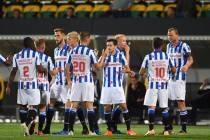 sc Heerenveen aan kop in eredivisie na overwinning op Fortuna Sittard