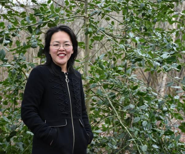 D66'er Ojanne de Vries-Chang heeft sociaal-liberaal bloed door haar aderen stromen