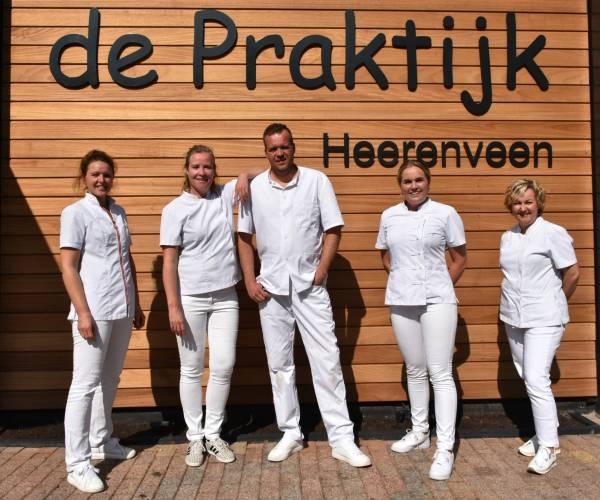 Nieuw aan de Jan Mankeslaan: 'de Praktijk Heerenveen'