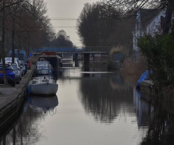 Wetterskip Fryslân start verbetering waterkeringen centrum Heerenveen