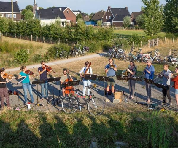 Zomers concert in Akkrum met Ensemble PEP!