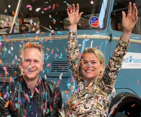 Werff talent uit Heerenveen viert 10-jarige jubileum