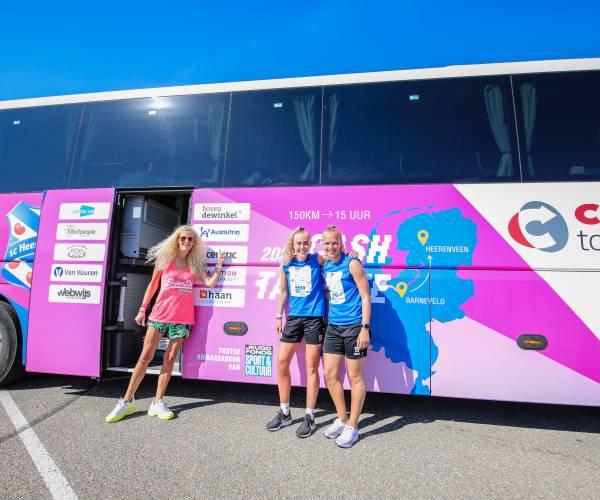 Nieuwe ambassadeurs Jeugdfonds Sport & Cultuur Friesland geïntroduceerd