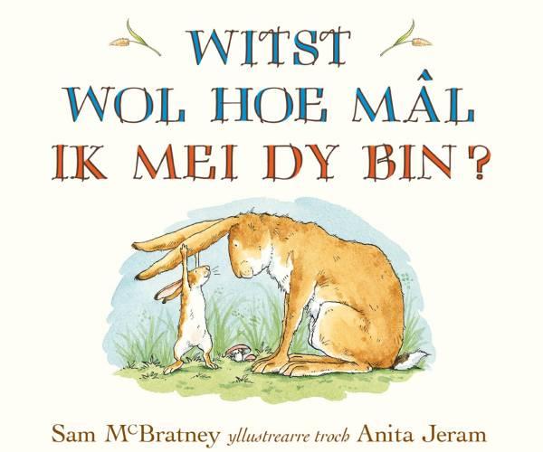 Schrijver Sam McBratney van het bekroonde prentenboek Witst wol hoe mâl ik mei dy bin? overleden