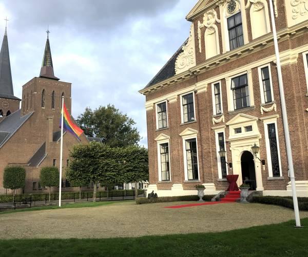 Regenboogweek Heerenveen, een week vol kleur