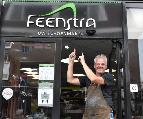 Feenstra Uw Schoenmaker genomineerd voor de titel Schoenmakerij van het Jaar 2021
