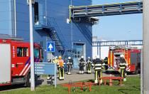 Brand bij chemiebedrijf BASF in Heerenveen