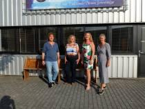 Feestelijke opening DE WINDAS, locatie voor Welzijn en Creatie