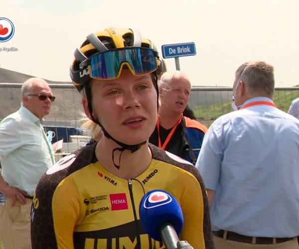 Heerenveense Aafke Soet voelt zich weer wielrenster na rentree op NK