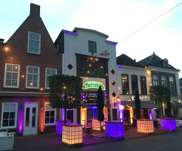 Café De Swetser vanaf aanstaande zaterdag weer open
